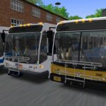 Gillig BRT MTA VIA and MBTA