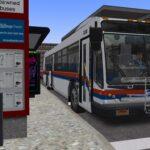 Gillig BRT Long Island Bus