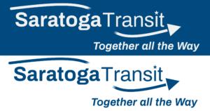 New Saratoga Transit logo