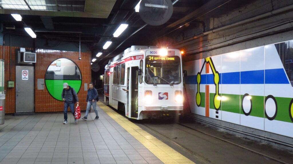 SEPTA 13th Street Station